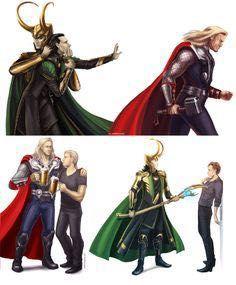 Marvel Comic Whump/sick fics - Loki: Stomach Flu - Wattpad