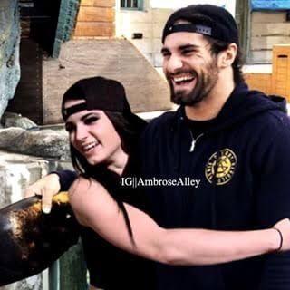Eyes ( WWE Fanfiction ) (seth rollins § Paige) - [4 ...