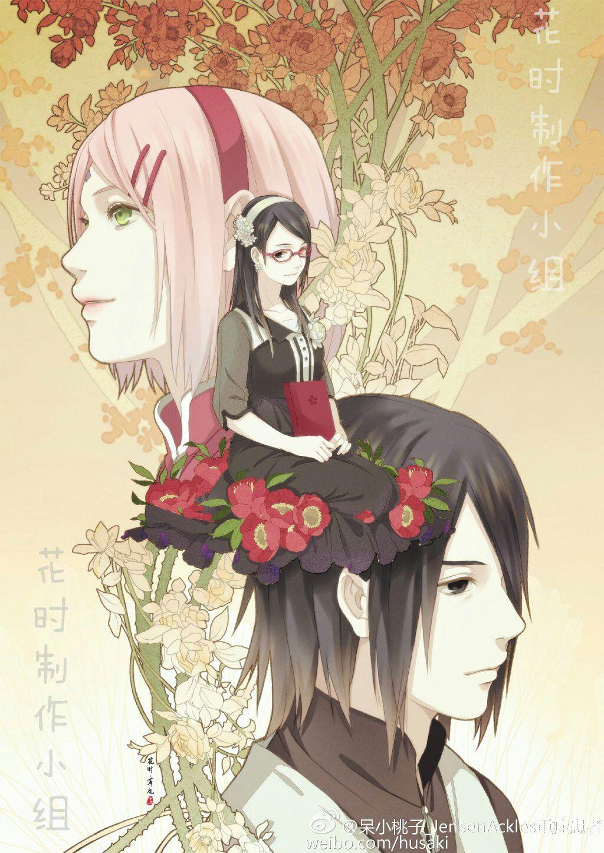 Sakura X Sasuke Time Travel