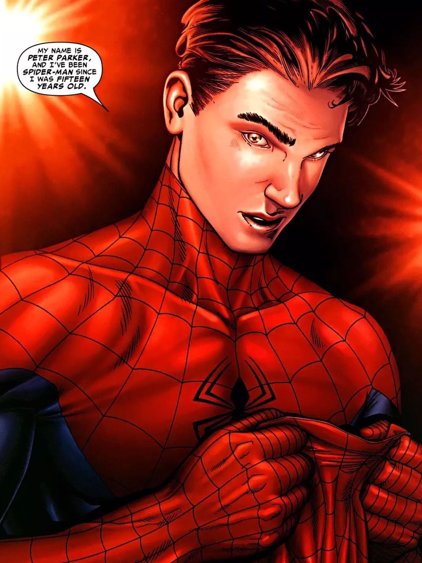Spider-Man's Avengers - Chapter 2: Peter - Wattpad