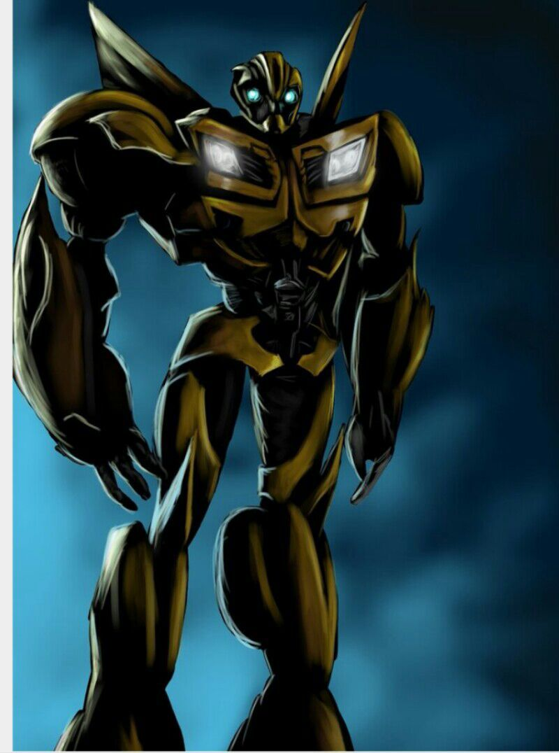 Transformers Lemons - Bumblebee x human test subject Deception