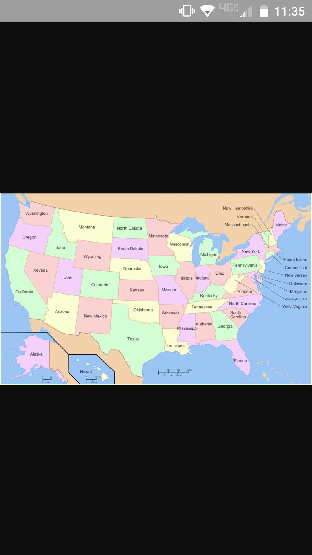 BTS Scenarios/Preferences 1 - What U S A  State Each Bts