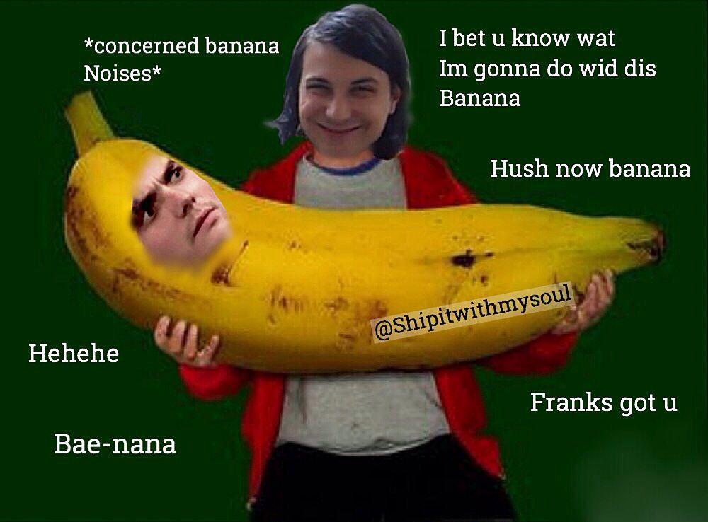 banana in my ass