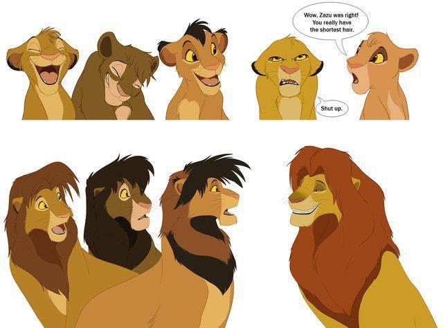 #disney #funny #king #kion #kopa #kovu #leopardclaw #lion #lionking #mufasa  #nala #pride #priderock #pumbaa #random #randomnness #scar #shenzi #simba  #zira