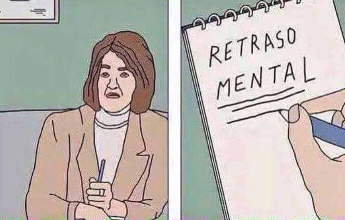 Clips de retraso mental