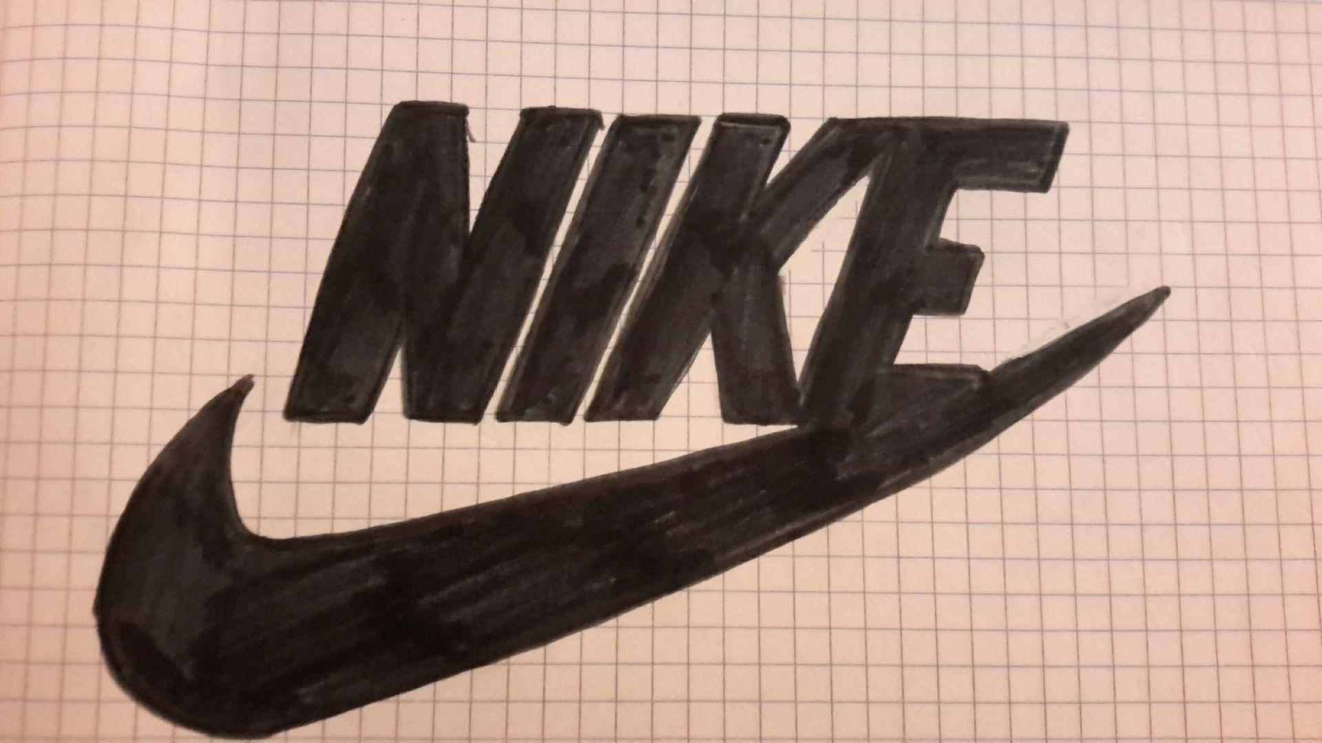 Dessin Kawaii Nike