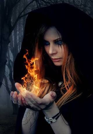 Book of spells [Currently Editing] - Spell To Become A Witch