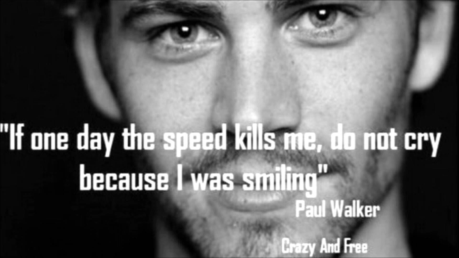 Paul Walker Paul Walker Frasi E Citazioni Wattpad