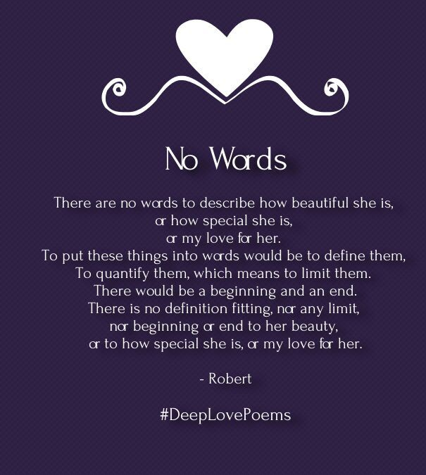 Love Quotes For Him Or Her No Words Wattpad