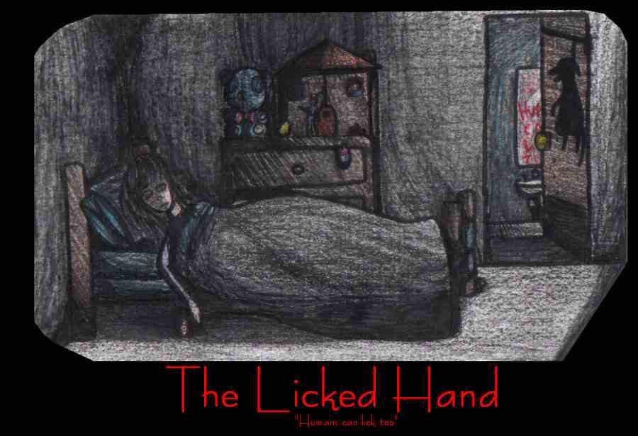 Creepypasta Short Stories - The Licked Hand - Wattpad