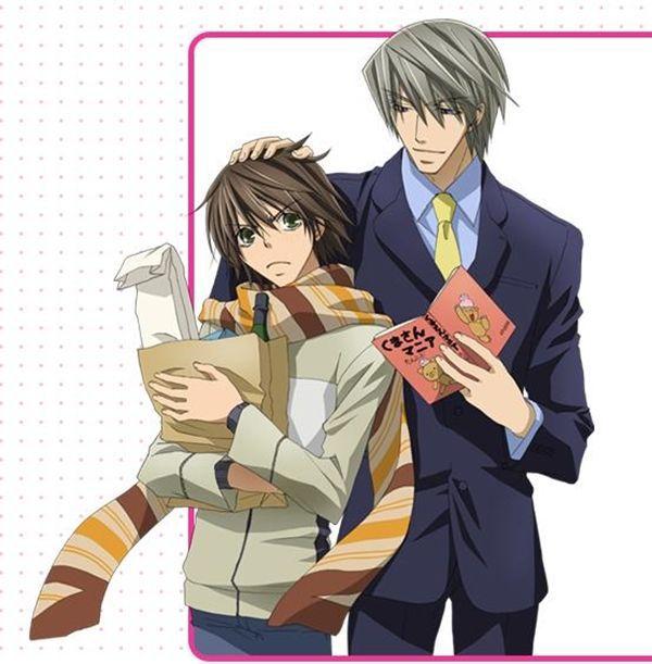 Junjou Romantica FanFic: Don't leave me. - Part 6: Who are ...