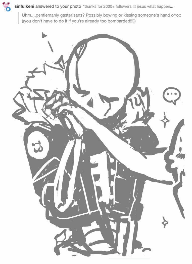 Gaster Sans X Reader Wattpad Lemon - Happy Living