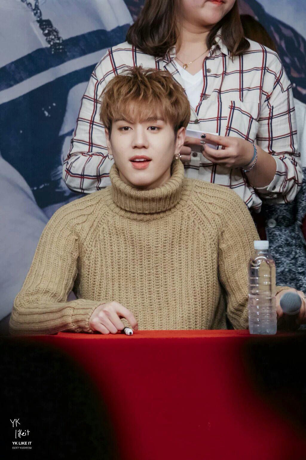 GOT7 IMAGINES - Christmas Special: Yugyeom - Wattpad