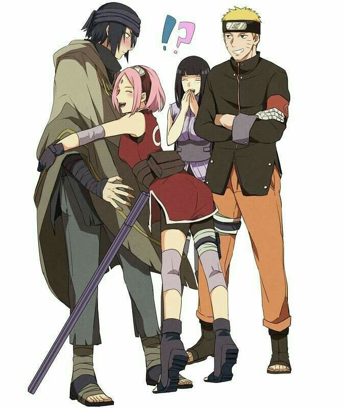 sasuke and sakura dating fanfiction