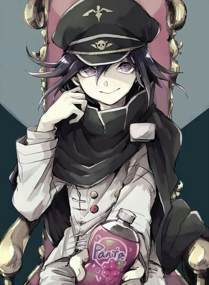 Danganronpa x Reader Lemons - Kokichi x Reader - I Want to