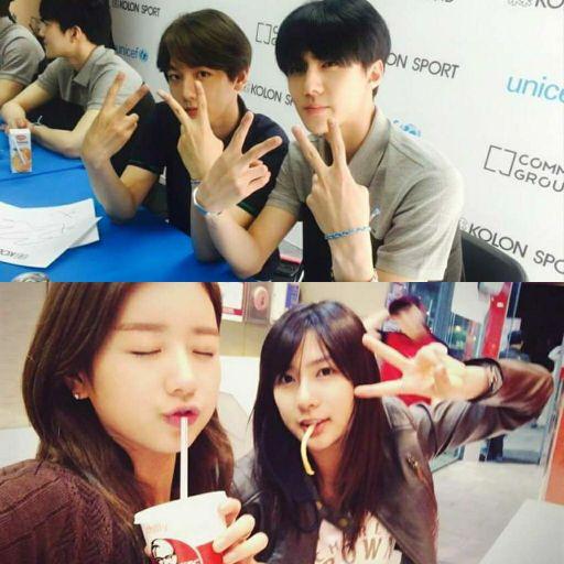 baekhyun bomi dating clever dating app headlines
