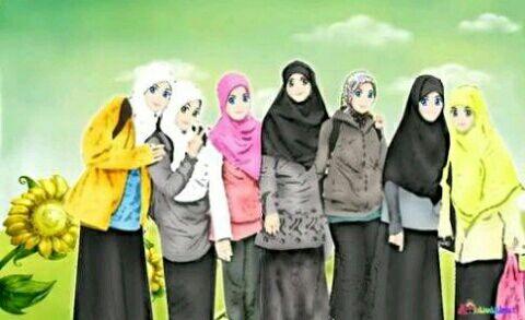 Gaul Hanifa Islami Remaja Rohani Spiritual