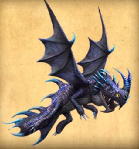 How to train your dragon  all dragons  The night terror  Wattpad