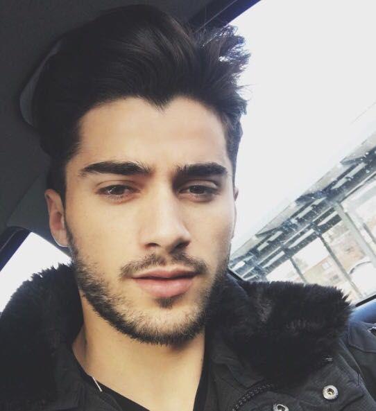 Attractive Guys Flamur Ukshini Zayn Malik Lookalike