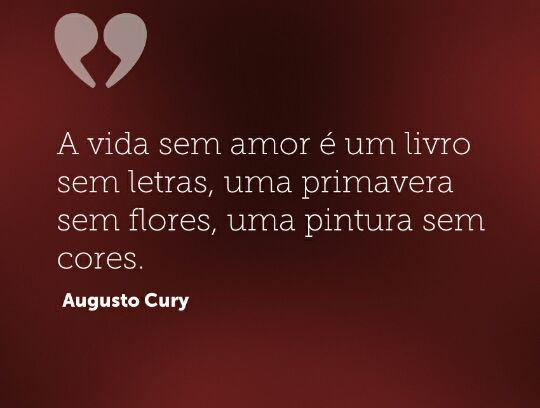 Frases Augusto Cury Wattpad