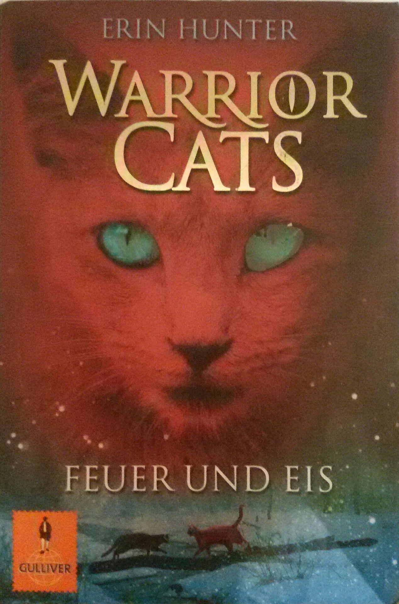Virtuelle Bücherei Wien. Warrior Cats. Feuer und Eis