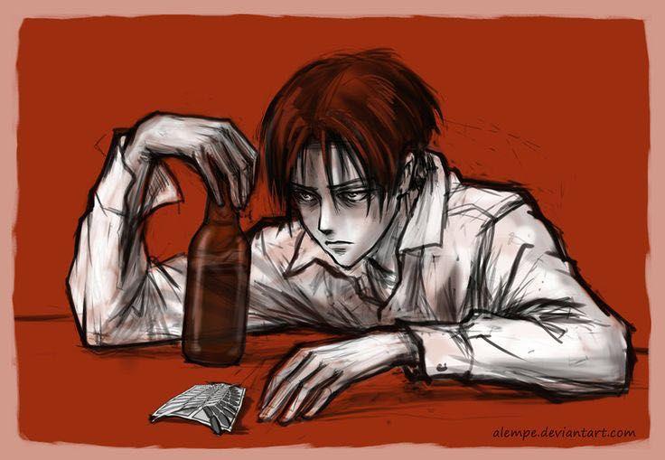 Levi X Reader ~Oneshots~ -