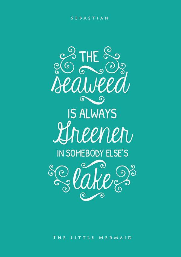 Disney Quotes - The Little Mermaid 2 - Wattpad