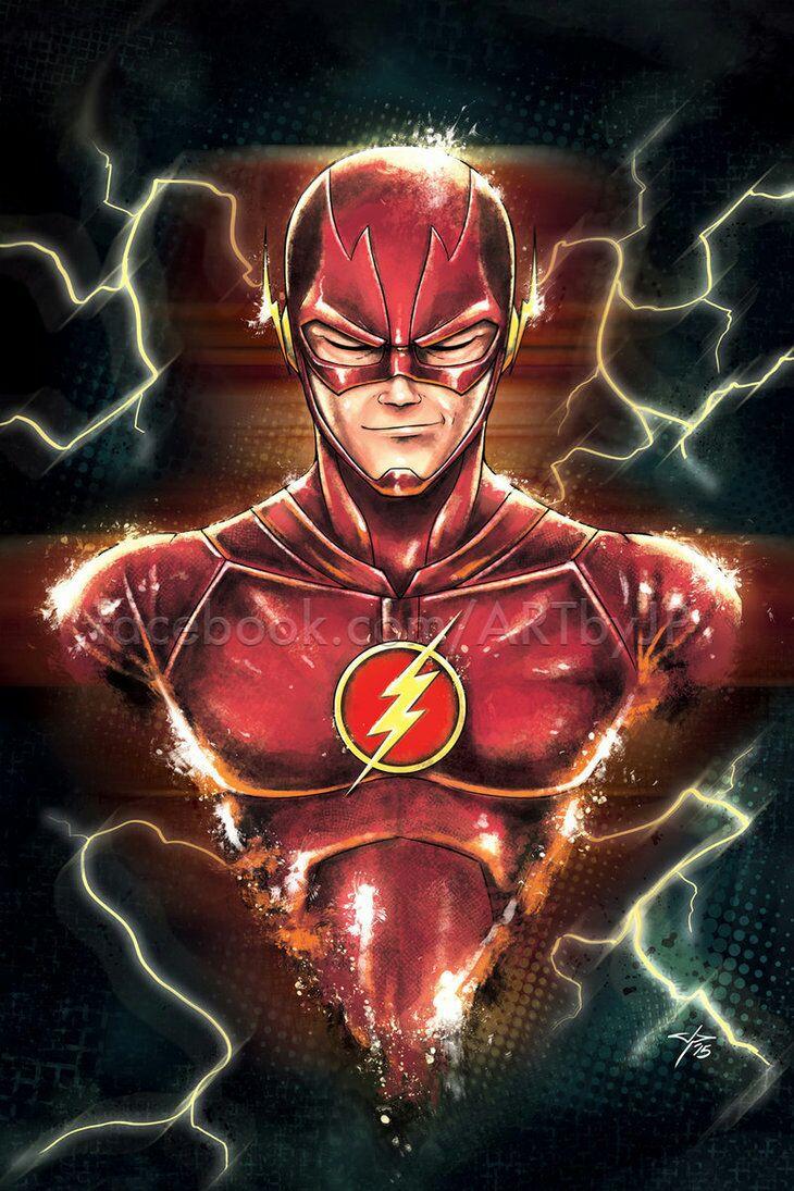 various batman/dc x reader - flash x speedster reader: fast track