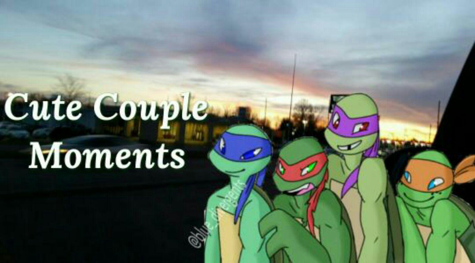 TMNT x Reader Scenarios - Cute Couple Moments - Wattpad
