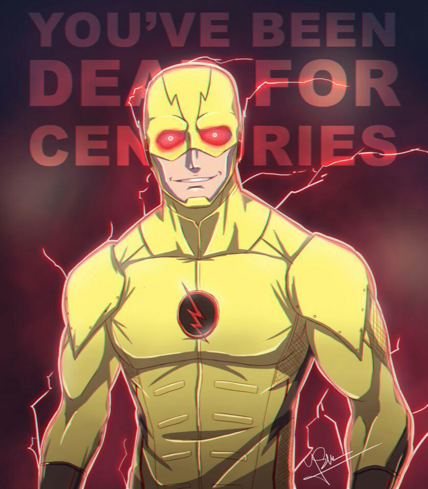 various batman/DC x reader - yandere! professor zoom x speedster