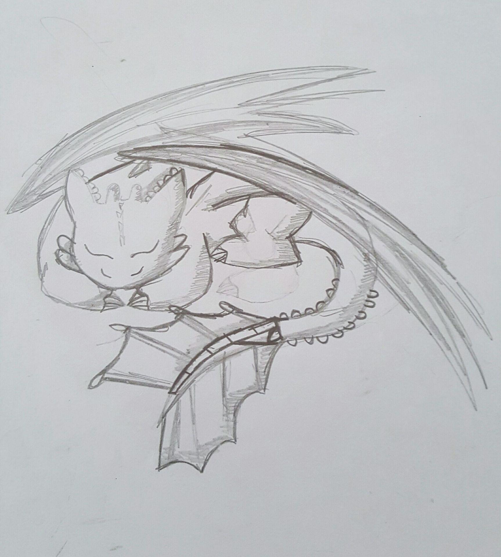 meine bilder und zeichnungen  ohnezahn schlafend  wattpad