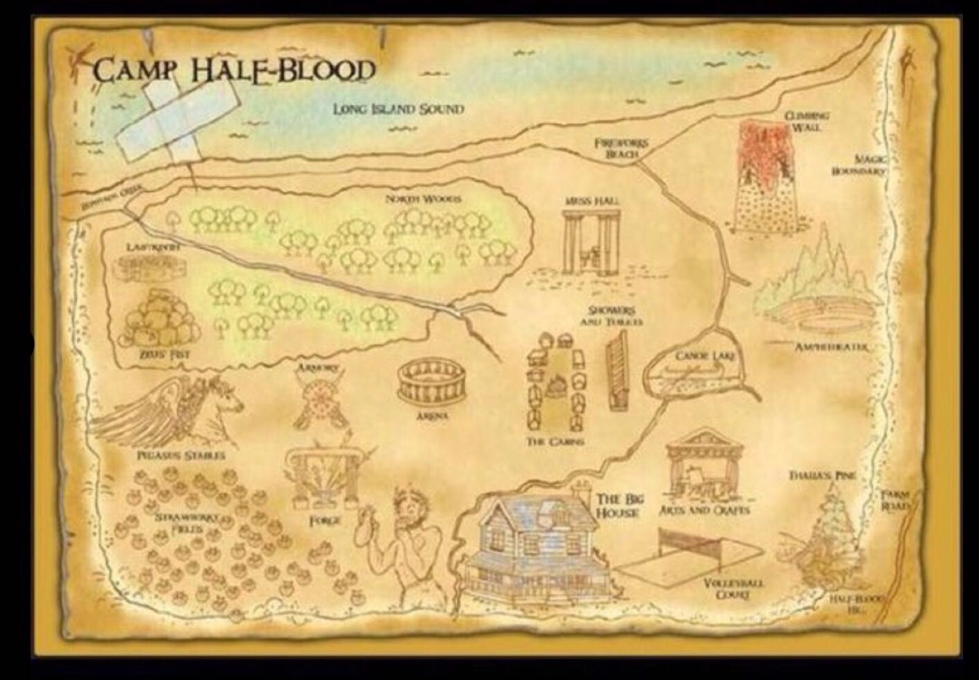 Betrayed But Back Percy Jackson Chaos Story – Fondos de Pantalla
