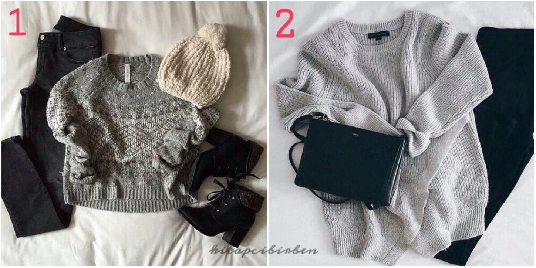Kış İçin Kıyafet Önerileri