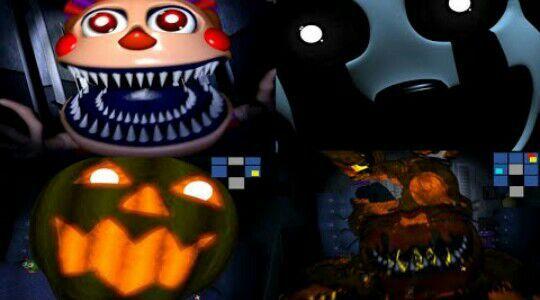 FNAF 4 x Reader Collection - FNAF 4 x Child!Reader (Halloween ...