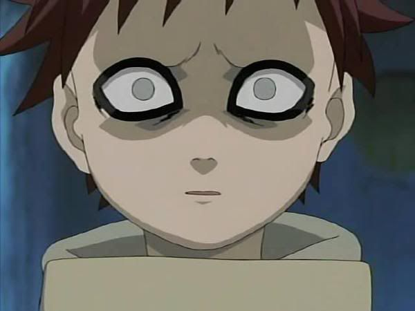gaara kid crying - photo #16