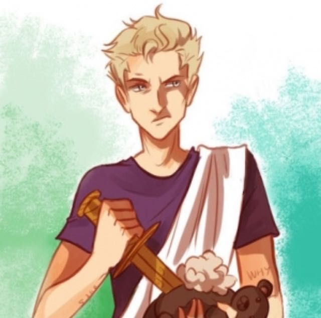 Octavian heroes of olympus fan art