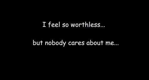Quotes Nobody Cares About Me Wattpad