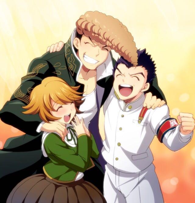 Lover Boy (Chihiro X Male! Reader Non Despair AU