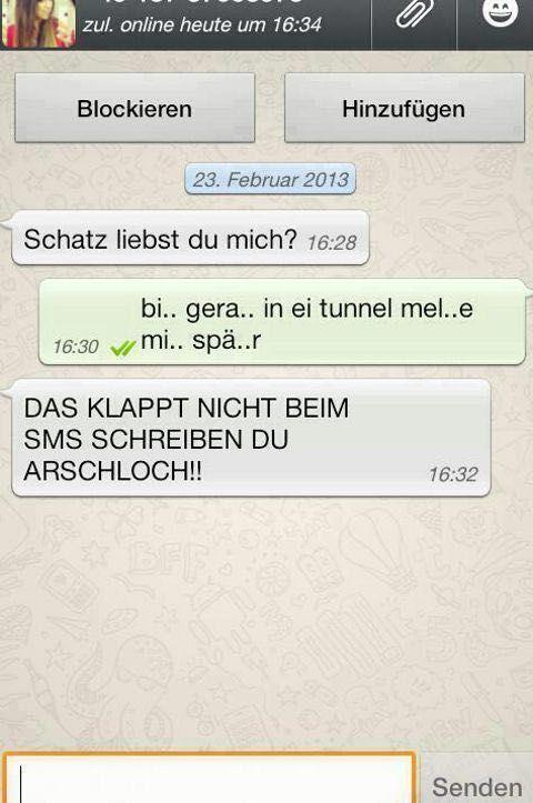 Whatsapp Chat Fails