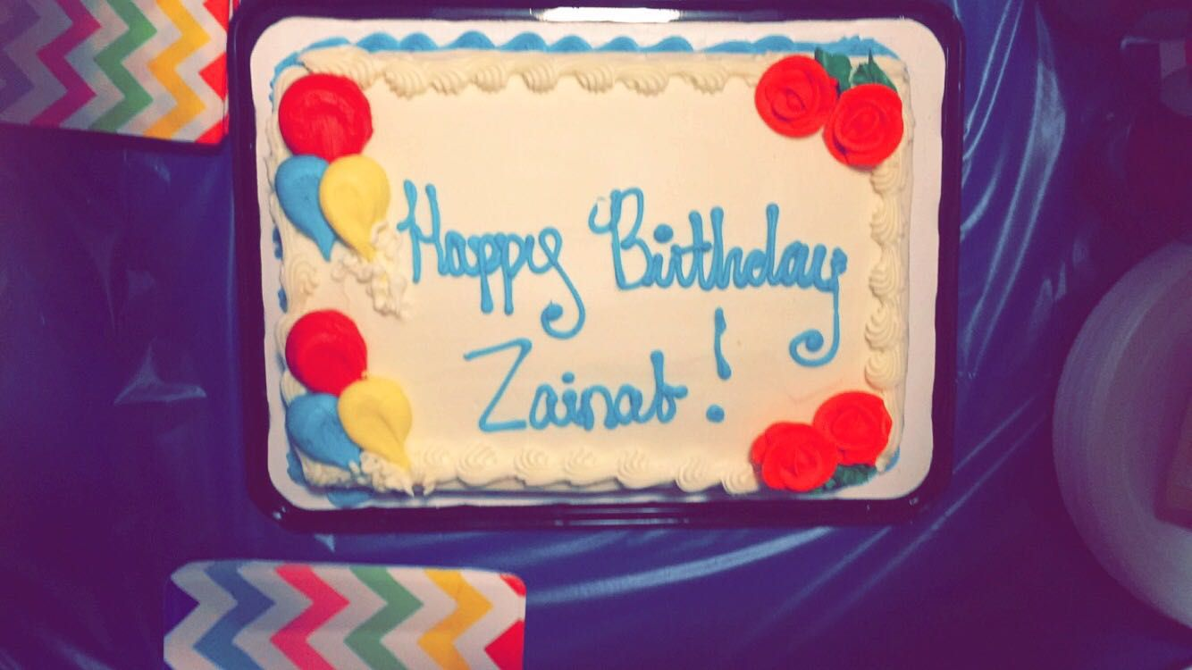 Silent Death 3Happy Birthday Zainab Wattpad