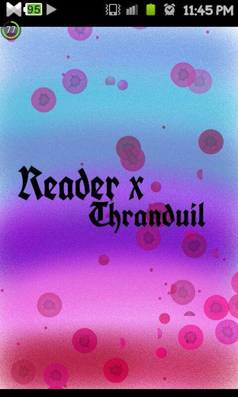 Loki and Thranduil Imagines - Memory(Thranduil x Reader) - Wattpad