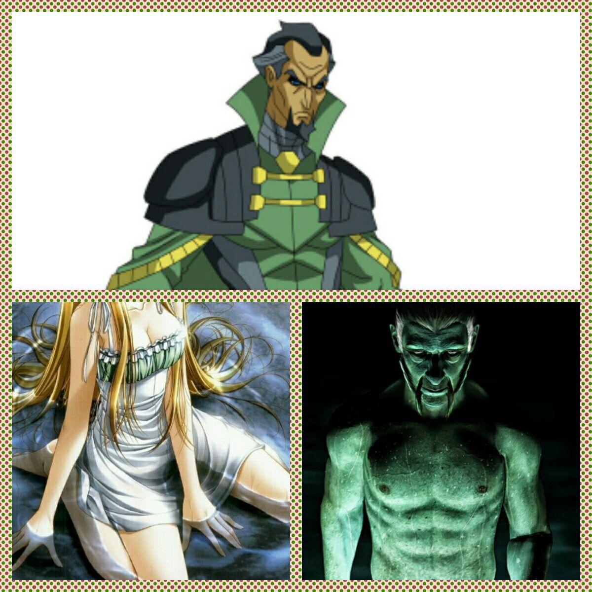 various batman/DC x reader - Ra's al ghul x servant! reader