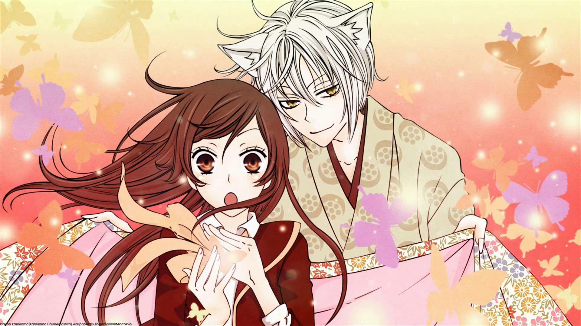 Recomendación De Anime Kamisama Hajimemashita Wattpad