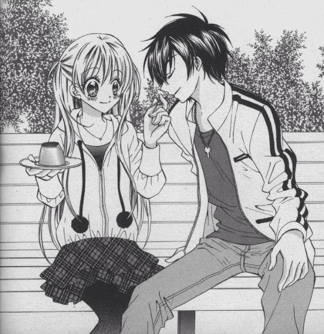anime one shots discontinued daichi x readerkitchen princess wattpad - Kitchen Princess