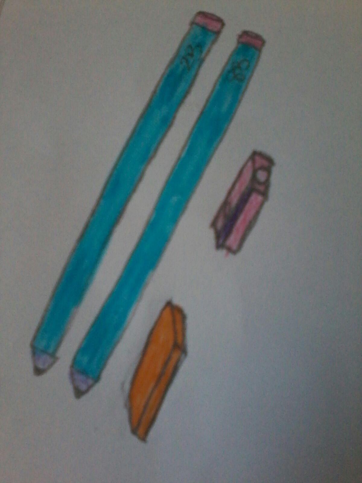 Adim Adim çizim Teknikleri Malzemeler Wattpad
