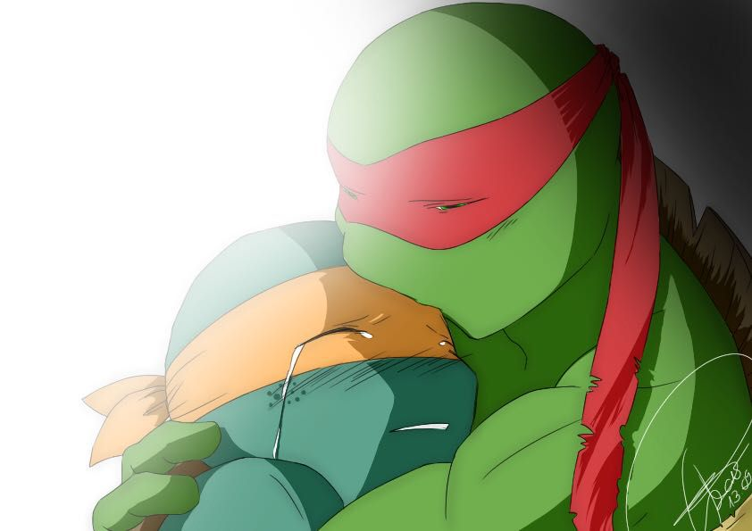 Tmnt One Shots - I Love You So Much (Raph and Mikey) - Wattpad