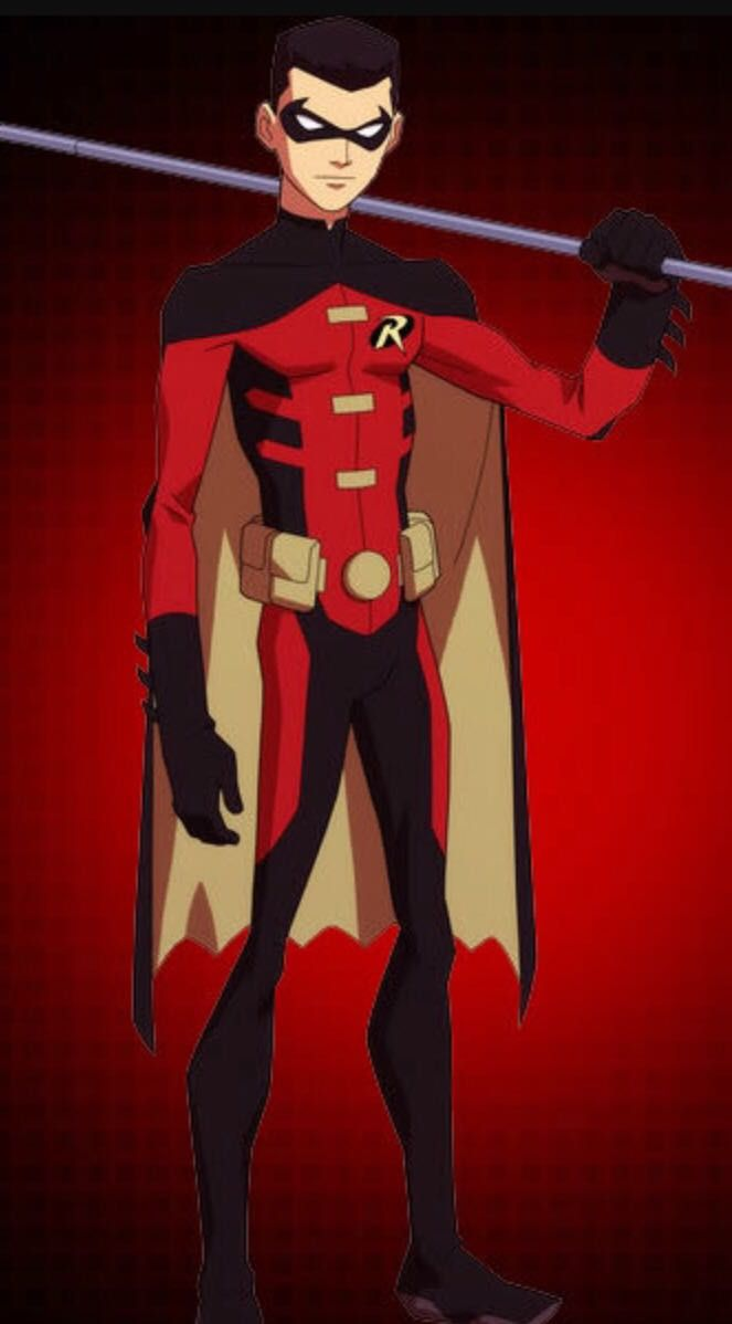 Young Justice One Shots - Tim Drake!Robin x Reader - Wattpad