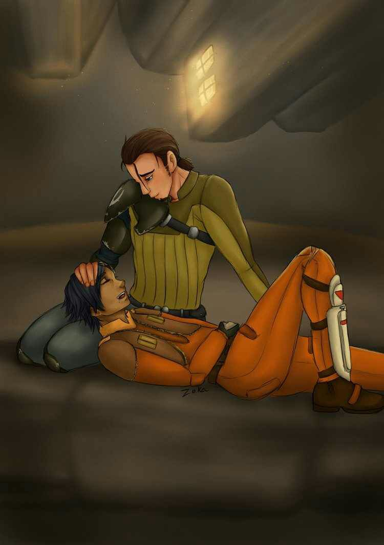 star wars rebels ezras nightmare sick day for ezra wattpad