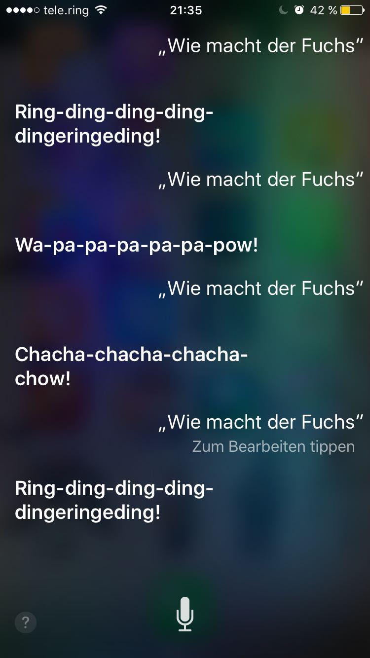 Witze Und Diss Sprüche Lustige Siri Antworten Wattpad
