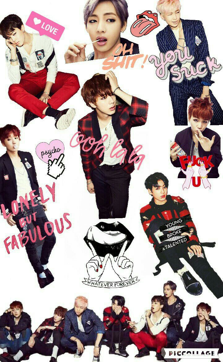 Wallpapers! - Fondo BTS - Wattpad